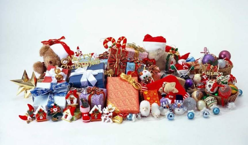 Gather items now for Toy Store Ministry Dec. 4-6