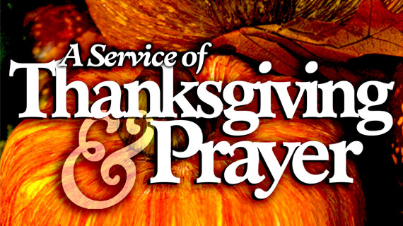 All are invited to Community Thanksgiving Service: 7 p.m. Nov. 20 at Rosemont ChristianChurch
