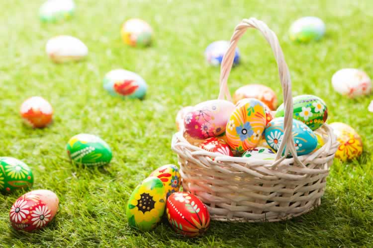 Hop to the annual Easter Egg Hunt April 20,10-noon
