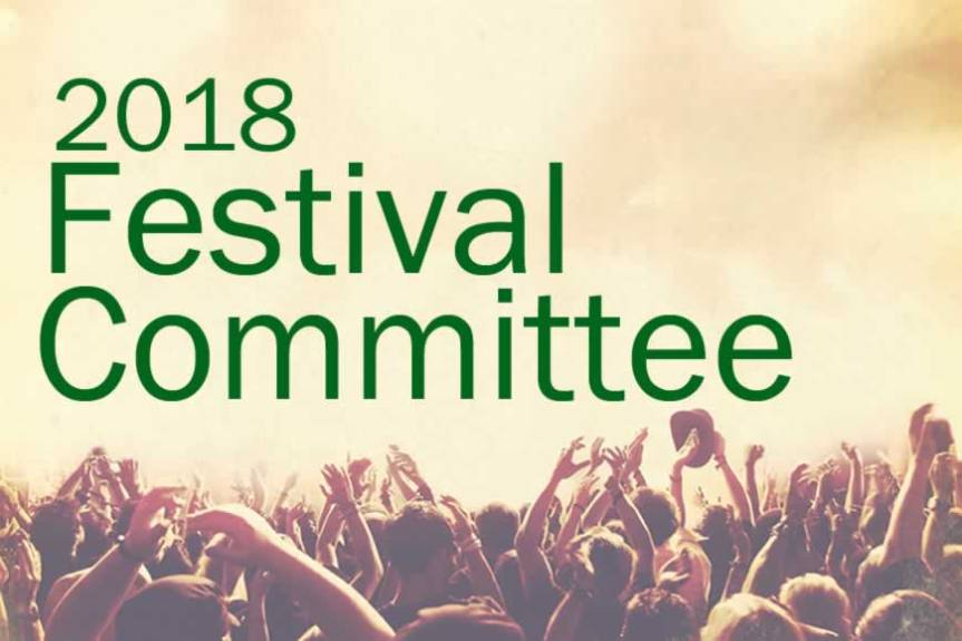 Festival Committee/Church Council meet jointly 6:30 p.m. March27