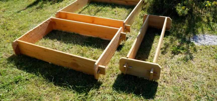 Free garden boxes available from Healthy Chesapeake