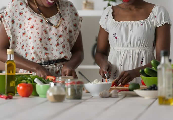 Learn to cook healthy meals 6-8 p.m. Tuesdays, May 8-June 5 atSBC