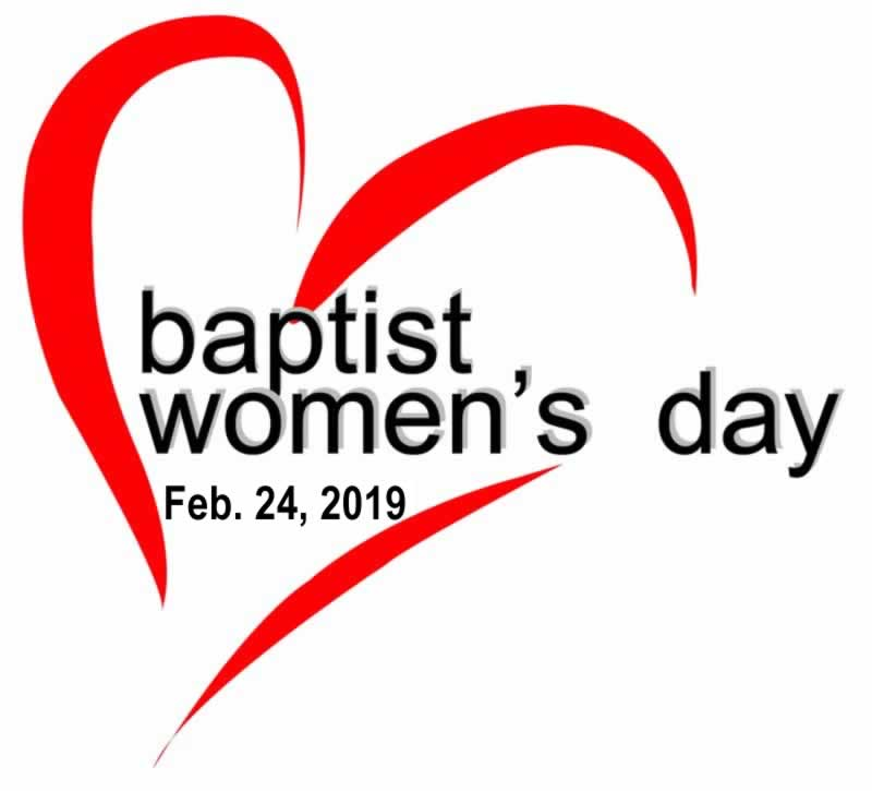 Kim Jessie, BNoC, will speak on Baptist Women's Day, Feb. 24