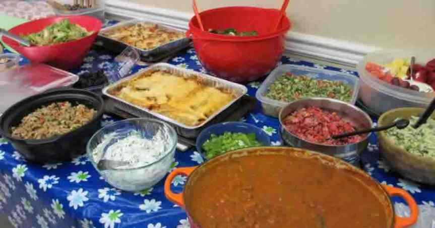 Southside, Gateway unite for a.m. worship, potluck May19