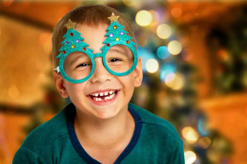 Kid's Christmas party planned 1-3 p.m. Dec. 7; Kids' Movie Day 10-noon Dec. 14